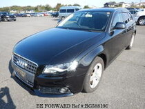 Used 2008 AUDI A4 BG588190 for Sale for Sale