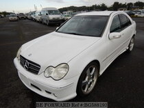 Used 2001 MERCEDES-BENZ C-CLASS BG588193 for Sale for Sale