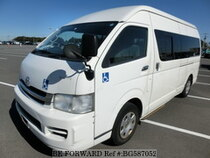 Used 2007 TOYOTA HIACE COMMUTER BG587052 for Sale for Sale