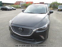 Used 2015 MAZDA CX-3 BG589210 for Sale for Sale