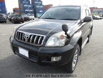 Used 2009 TOYOTA LAND CRUISER PRADO BG589211 for Sale for Sale