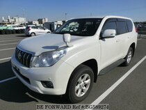 Used 2012 TOYOTA LAND CRUISER PRADO BG589274 for Sale for Sale