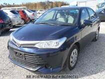 Used 2017 TOYOTA COROLLA AXIO BG590731 for Sale for Sale