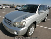 Used 2003 TOYOTA KLUGER BG590759 for Sale for Sale
