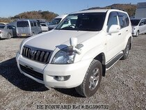 Used 2009 TOYOTA LAND CRUISER PRADO BG590732 for Sale for Sale