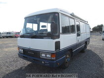 Used 1989 TOYOTA COASTER BIG VAN BG589771 for Sale for Sale