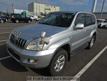 Used 2004 TOYOTA LAND CRUISER PRADO BG589702 for Sale for Sale