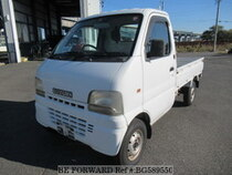 Used 2001 SUZUKI CARRY TRUCK BG589550 for Sale for Sale