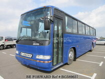 Used 1993 HINO S'ELEGA BG589657 for Sale for Sale