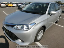 Used 2015 TOYOTA COROLLA AXIO BG590785 for Sale for Sale