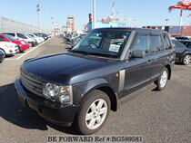 Used 2004 LAND ROVER RANGE ROVER BG589581 for Sale for Sale