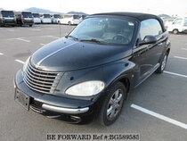 Used 2004 CHRYSLER PT CRUISER CABRIO BG589585 for Sale for Sale