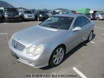 Used 2004 MERCEDES-BENZ CLK-CLASS BG589640 for Sale for Sale