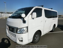 Used 2013 NISSAN CARAVAN VAN BG591082 for Sale for Sale