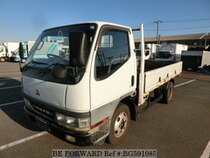 Used 2001 MITSUBISHI CANTER BG591085 for Sale for Sale