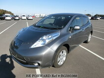 Used 2013 NISSAN LEAF BG591066 for Sale for Sale