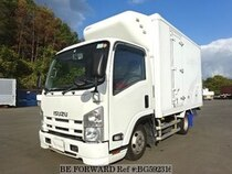 Used 2009 ISUZU ELF TRUCK BG592316 for Sale for Sale