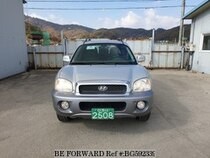 Used 2005 HYUNDAI SANTA FE BG592339 for Sale for Sale