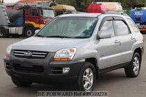 Used 2007 KIA SPORTAGE BG592709 for Sale for Sale