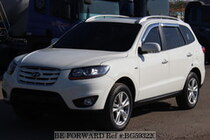 Used 2010 HYUNDAI SANTA FE BG593220 for Sale for Sale