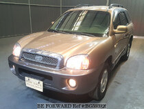 Used 2003 HYUNDAI SANTA FE BG593926 for Sale for Sale