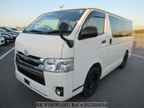 Used 2015 TOYOTA HIACE VAN BG593034 for Sale for Sale