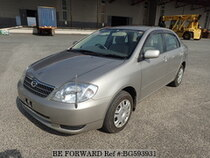 Used 2000 TOYOTA COROLLA SEDAN BG593931 for Sale for Sale