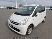 Used 2011 DAIHATSU MOVE BG592947 for Sale for Sale