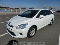 Used 2012 TOYOTA MARK X ZIO BG593065 for Sale for Sale