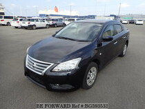 Used 2013 NISSAN SYLPHY BG593533 for Sale for Sale
