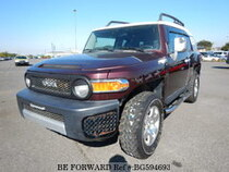 Used 2010 TOYOTA FJ CRUISER BG594693 for Sale for Sale