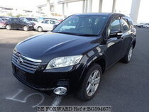 Used 2007 TOYOTA VANGUARD BG594675 for Sale for Sale