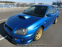 Used 2004 SUBARU IMPREZA WRX STI BG594600 for Sale for Sale