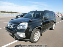 Used 2012 NISSAN X-TRAIL BG594719 for Sale for Sale