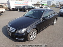 Used 2013 MERCEDES-BENZ C-CLASS BG594441 for Sale for Sale