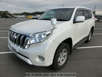Used 2014 TOYOTA LAND CRUISER PRADO BG594508 for Sale for Sale