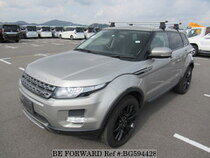 Used 2012 LAND ROVER RANGE ROVER EVOQUE BG594428 for Sale for Sale