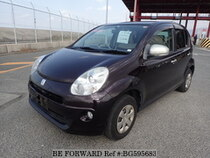 Used 2010 TOYOTA PASSO BG595683 for Sale for Sale