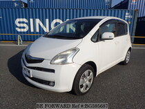 Used 2007 TOYOTA RACTIS BG595687 for Sale for Sale
