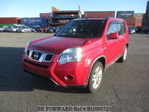 Used 2011 NISSAN X-TRAIL BG595723 for Sale for Sale