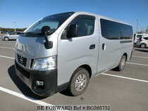 Used 2013 NISSAN CARAVAN VAN BG595752 for Sale for Sale