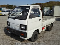 Used 1989 SUZUKI CARRY TRUCK BG595735 for Sale for Sale