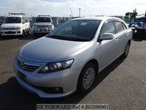 Used 2012 TOYOTA ALLION BG596961 for Sale for Sale