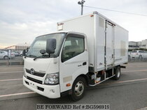 Used 2012 HINO DUTRO BG596919 for Sale for Sale