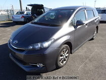 Used 2014 TOYOTA WISH BG596967 for Sale for Sale
