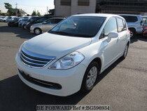 Used 2005 NISSAN TIIDA BG596934 for Sale for Sale