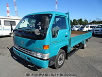 Used 1998 TOYOTA DYNA TRUCK BG597055 for Sale for Sale