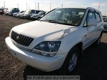 Used 2000 TOYOTA HARRIER BG595799 for Sale for Sale