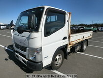 Used 2011 MITSUBISHI CANTER BG597113 for Sale for Sale