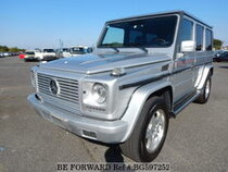 Used 1999 MERCEDES-BENZ G-CLASS BG597252 for Sale for Sale